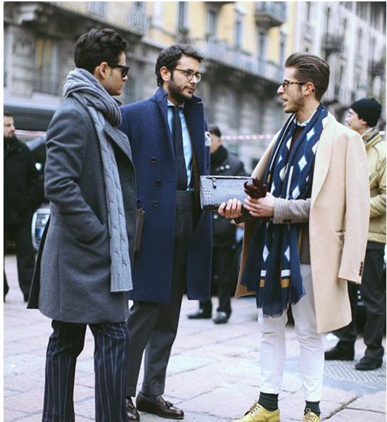致中国男人们: 不会穿衣你还有理了?