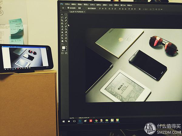 淘汰安卓机的再利用 篇三:扩展显示器第二屏