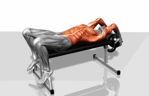 35个GIF腹肌训练动态图,妥妥做个肌肉男,以后就靠它了!