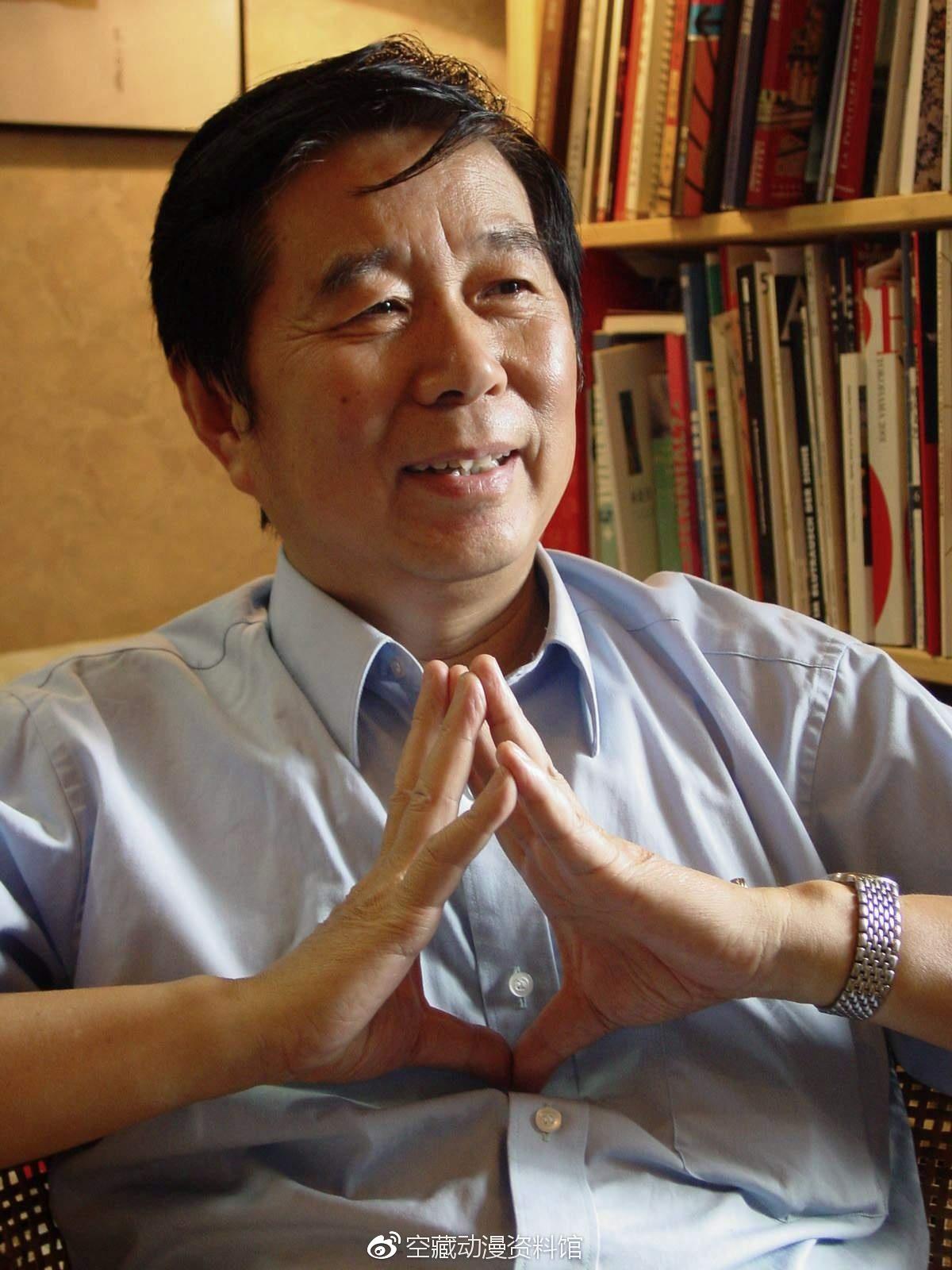 凌纾,著名动画编剧,代表作:《阿凡提的故事》《邋遢大王奇遇记》《西游记》
