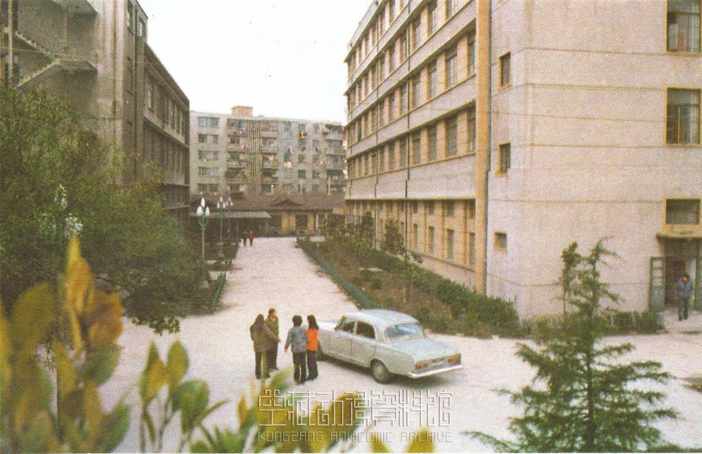 20世纪80年代的上海美影厂